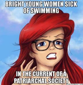 sick of patriarchy